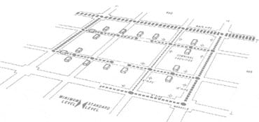 pit and pipe network design