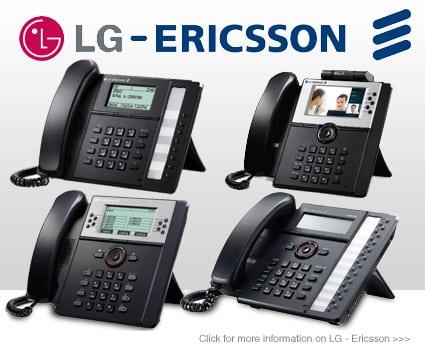 phone system lg