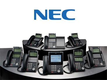 phone system nec