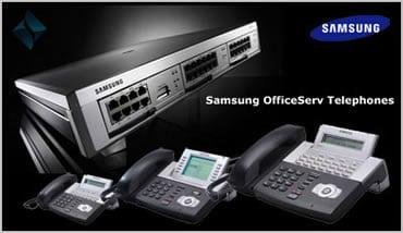 phone system samsung