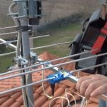 professional outdoor tv antenna installation
