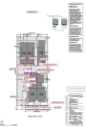 Lead-in Design / Pit & pipe Design