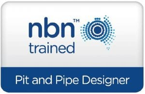 NBN TRAINED PIT & PIPE DESIGNER
