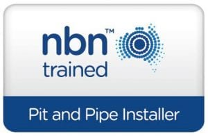 NBN TRAINDED PIT & PIPE INSTALLER